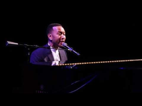 John Legend Theater: Full Performance