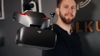 DJI GOGGLES RACING EDITION | Hands On Review