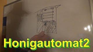 Honigautomat selber bauen 2 - DIY
