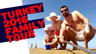 Обзор отдыха Турция  2016 отель Vonresort море пляж | Turkey Journey Antalya 2016(Купальники для поездки на море тут http://ali.pub/hygbs Описание на русском: Видео обзор путешествия родителей с..., 2016-06-11T23:41:53.000Z)