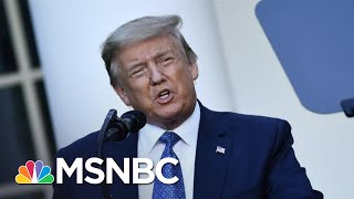 Frank Figliuzzi Blasts Trump For Calling For U.S. Protests To Be 'Dominated' | The 11th Hour | MSNBC