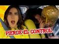 KARLA SOUZA y Super Escorpión Dorado al volante