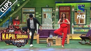 Kapil gets Yoga Lessons -The Kapil Sharma Show - Episode 17 - 18th June 2016