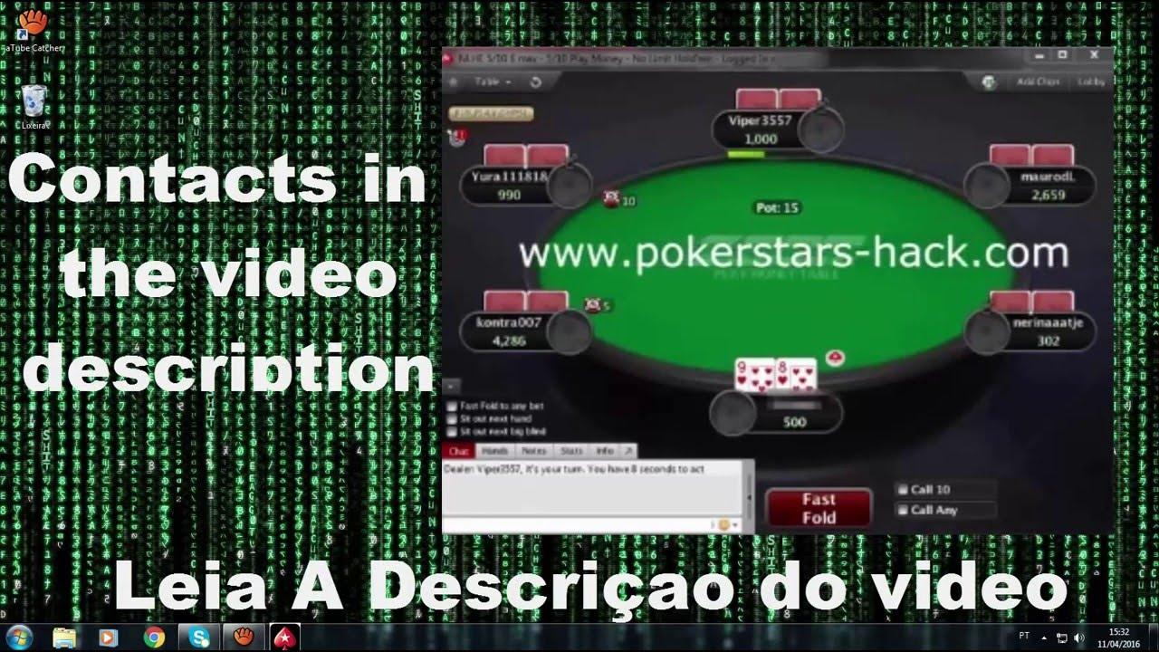 Pokerstars Server