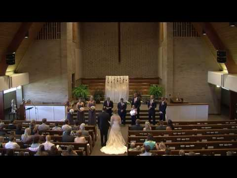 Marriage of Lydia Joy Tuinstra and Brian Matthew Lussier