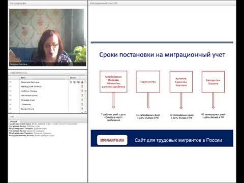 Миграционный учет иностранных граждан в РФ: сроки и способы. Продление сроков пребывания.