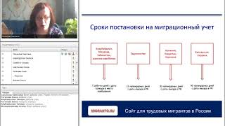 видео Документы необходимые для временной регистрации иностранных граждан