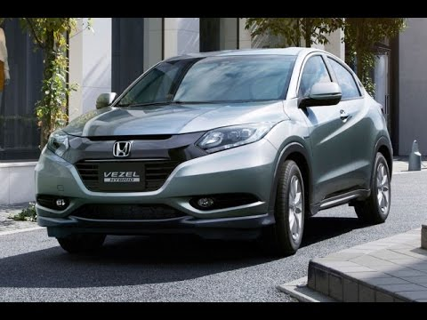 2017 Honda HR-V Car Classification