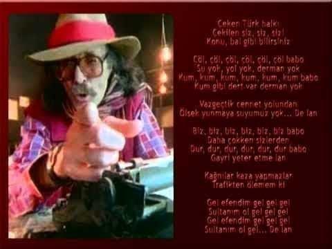 Cem Karaca, Pink Slip, Turkish rock star , Legendary artist, Turkish Rock Music