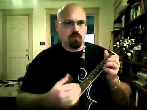 How to Play Maggie May on the Mandolin
