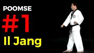Poomse 1 TAEGEUK IL JANG - Poumsé n°1 en Taekwondo