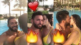 NABILLA et THOMAS très très HOT à DUBAI 🔥🔥