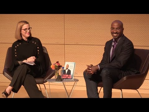 Van Jones in conversation with S.E. Cupp | Random House Off the Page