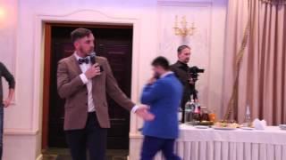 Песня на первый танец от ведущего 31.10.15  arthall.od.ua
