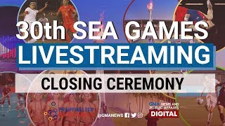 LIVESTREAM: SEA Games 2019: Closing Ceremony | Replay