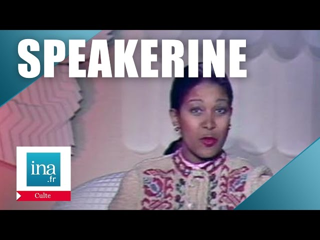 Speakerine 1980 Michèle Maillet | Archive INA