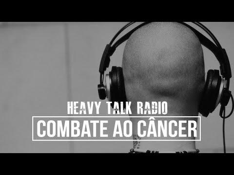 PLAYLIST CONTRA O CÂNCER | Heavy Talk Radio | Novembro de 2017