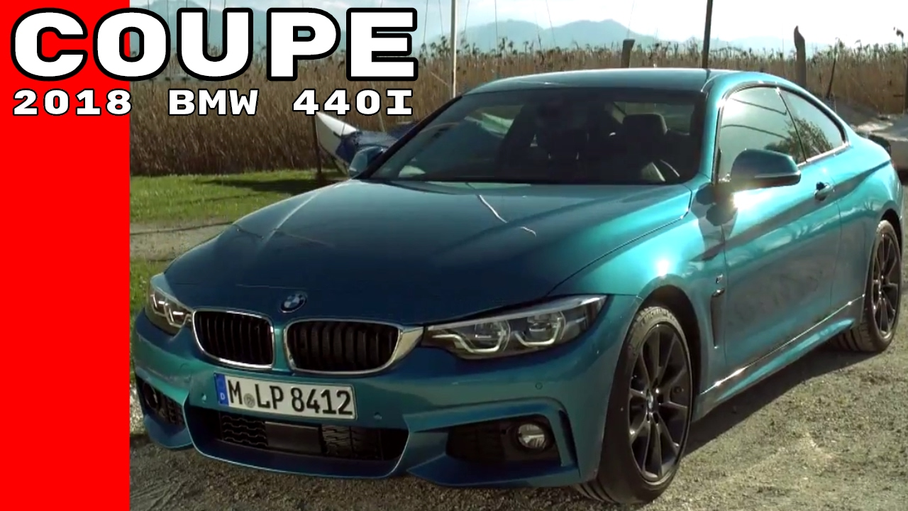 2018 bmw 440i coupe. simple bmw 2018 bmw 440i 4series coupe drive interior walkaround with bmw coupe