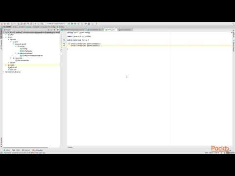 Java Network Programming Recipes: Filtering Clients| packtpub.com