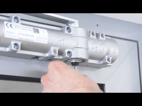 ASSA ABLOY DC500/DC700 Door Closer Installation Guide