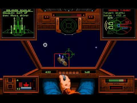 Wing Commander Gameplay Part 1 2 Youtube