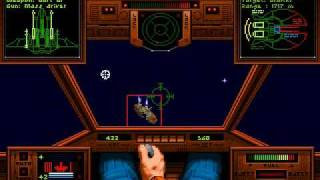 Wing Commander - Gameplay Part 1/2