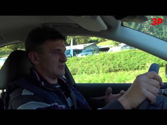 Infiniti Q50 с мерседесовским мотором: погоня в премиуме