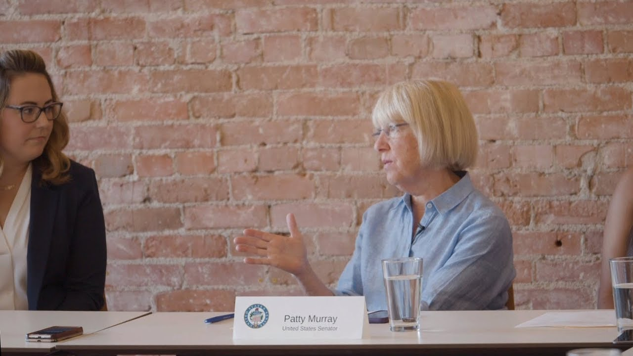 The Digital Divide: Senator Murray discusses technology gaps in rural communities