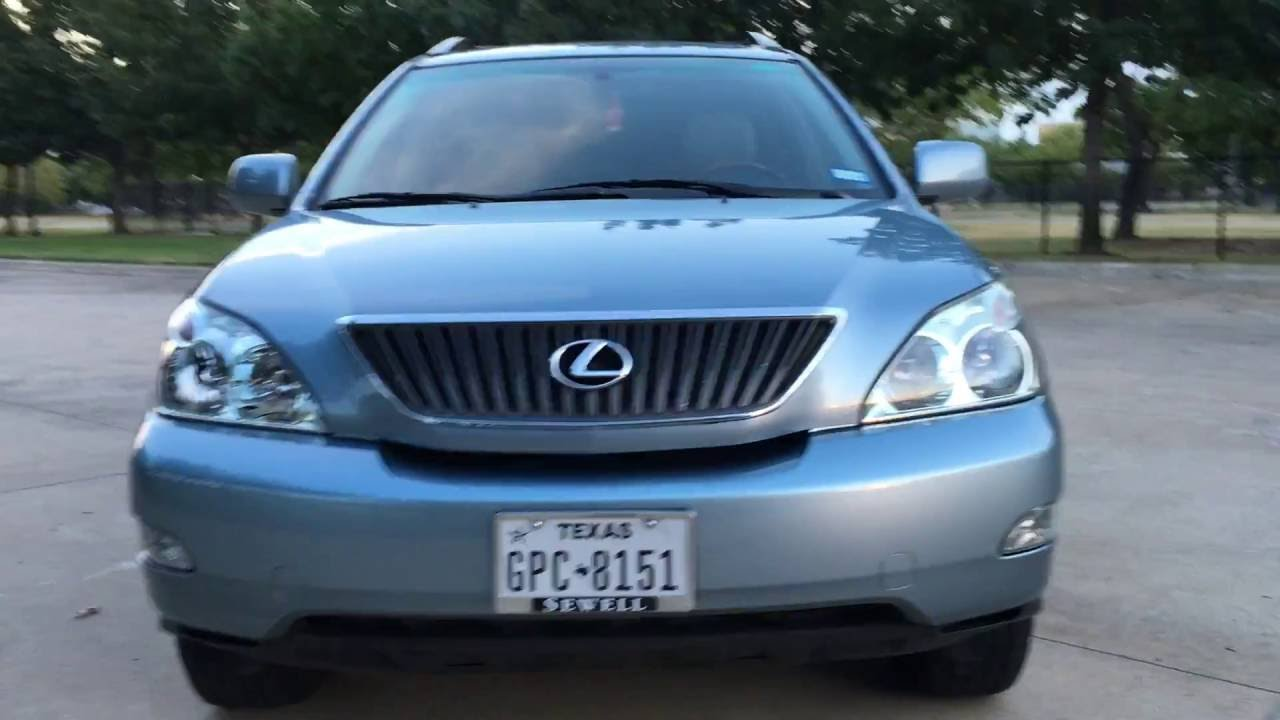 2004 LEXUS RX 330 FOR SALE BY OWNER DALLAS TX $9,500