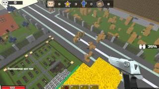 Копия видео Играем в Кубезумие 2  война зомби -Зомби Сити.