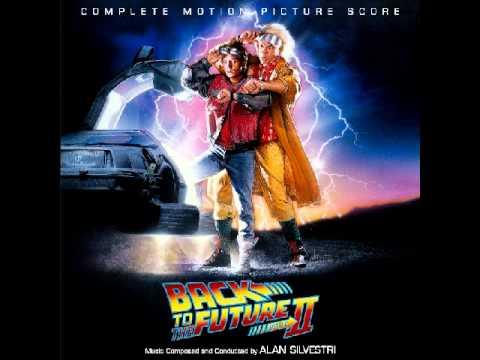 Back To The Future II - Pair O'Docs
