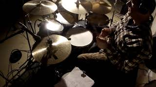 Tool - Parabola - drum cover by Steve Tocco