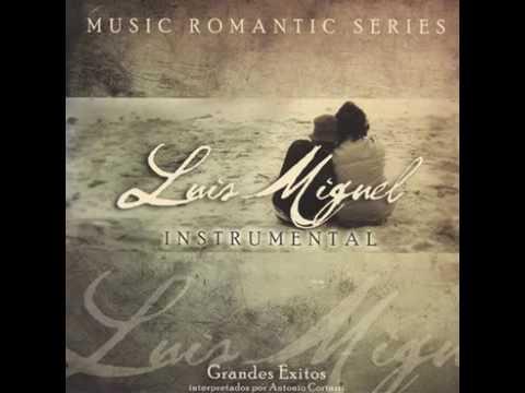 Luis Miguel - Grandes exitos instrumentales - CD Completo