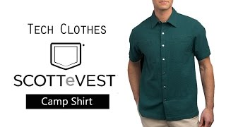 Tech Clothes | Scott Vest - Camp Shirt