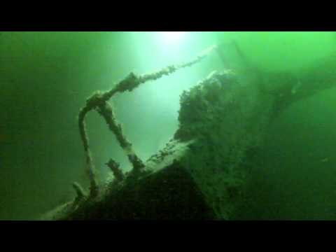 Wreckdiving at Park Plus 2015