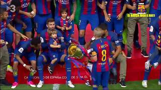 FC Barcelona vs Alavés [3-1][Copa del Rey | Final][27/05/2017] El Barça juga a RAC1