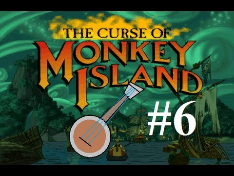 The Curse of Monkey Island - part 6: Mastering The Banjo