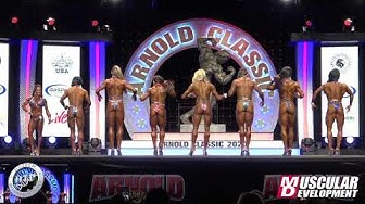 Arnold Classic 2020 - Fitness 1st call out