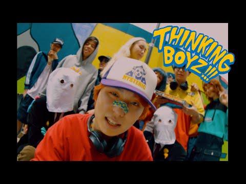 Mega Shinnosuke - Thinking Boyz!!!  (Official Music Video)