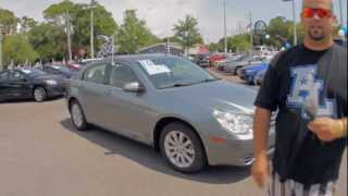 Autoline's2010 Chrysler Sebring Limited Walk Around Review Test Drive
