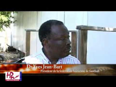 Haiti-Sports: Interview avec Dr. Yves Jean Bart