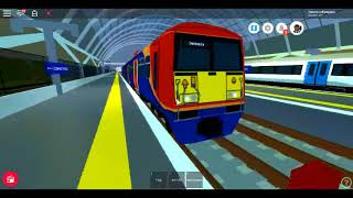 Roblox New Mind The Gap Class 376 and Class 456 at Isembard Central