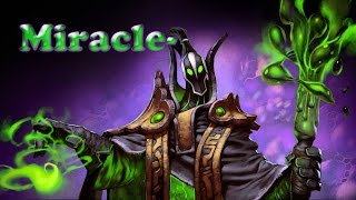 DotA 2 Miracle-  Rubick ● The Best Player In The World
