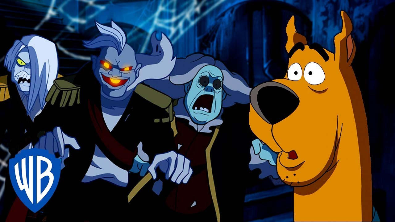 Scooby-Doo!   G-G-G-GHOSTS!! 👻   WB Kids