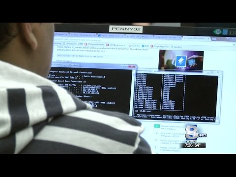 RIT on TV: Cybersecurity Competition