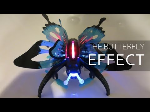 JJRC H42WH Butterfly Review - Altitude Hold Wifi FPV and Voice Control