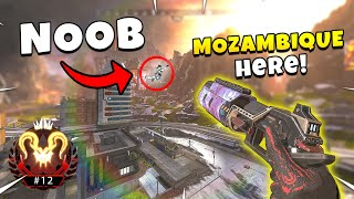 *NEW* PREDATOR MOZAMBIQUE VIRAL PLAYS - NEW Apex Legends Funny & Epic Moments #380