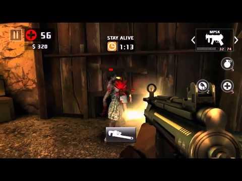 Dead Trigger 2 / Africa / Defense