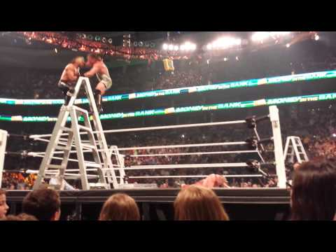 2014 Money In The Bank, Boston, MA