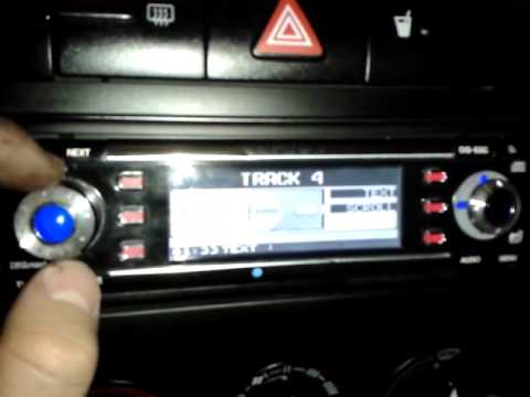 Blaupunkt Seattle mp74 Radio CD PLAYER